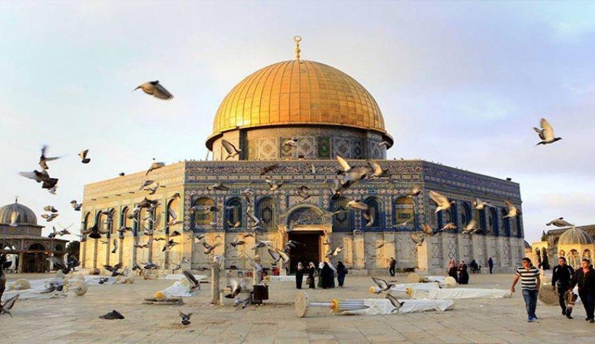 المسجد الأقصى ليس بفلسطين!! .. غضب عربي واسع بعد هذا ...